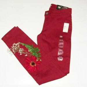 AEROPOSTALE 000R Tokyo Red Jegging Jeans NWT